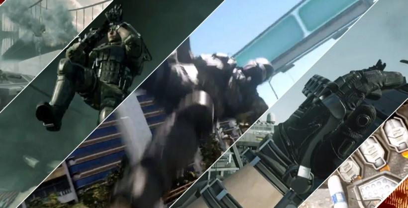 This Advanced Warfare Exoskeleton trailer changes everything
