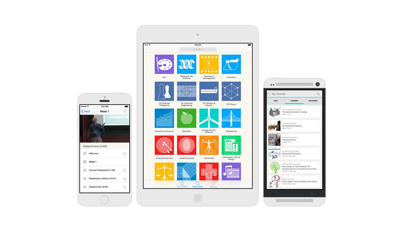 Image result for coursera app