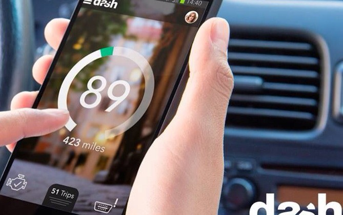 Dash and IFTTT recipes make driving contextual and smart
