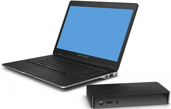 Latitude 6430u Notebook with Wireless Dock