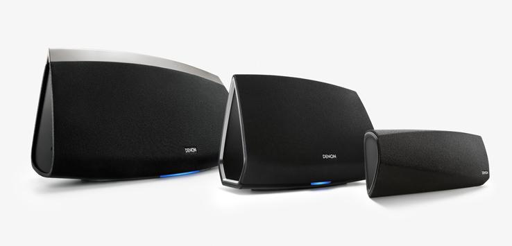 Denon HEOS takes on Sonos in music streaming
