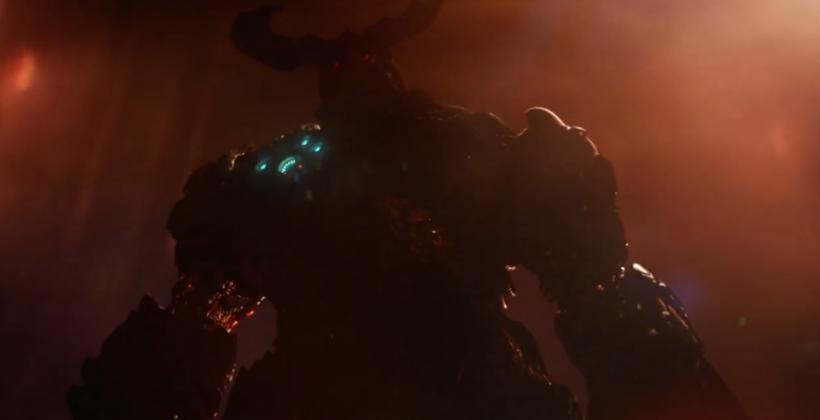 DOOM 4 teaser trailer ignites E3 2014