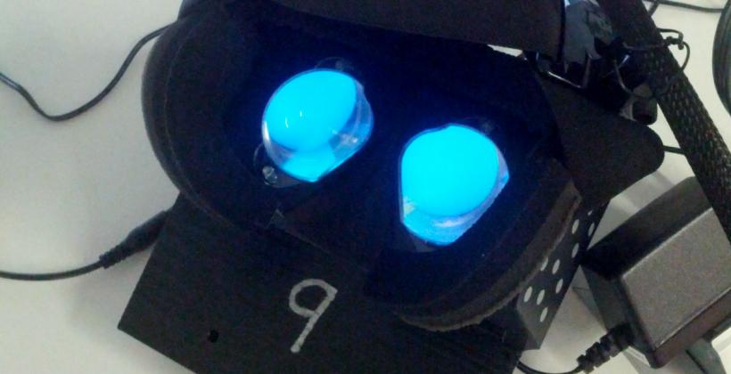 Valve VR headset primed to take on Oculus