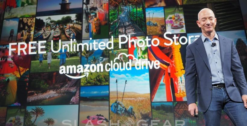 Fire Phone camera gets unlimited photo storage