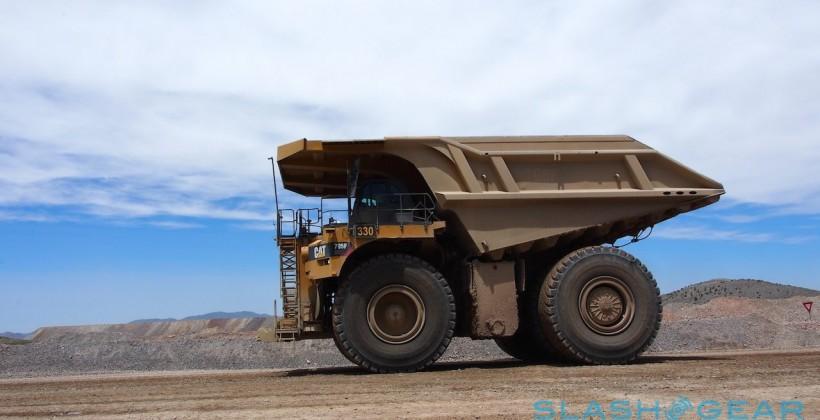 The $4.5m Monster Trucks running gold mines
