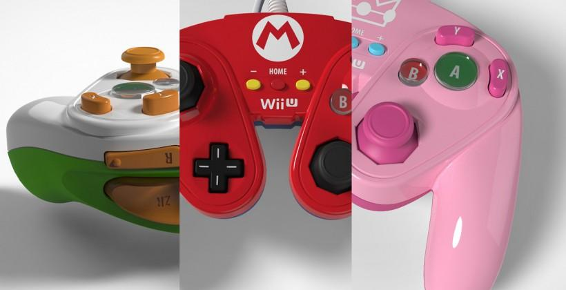 PDP multicolored Smash Bros GameCube controllers get cute