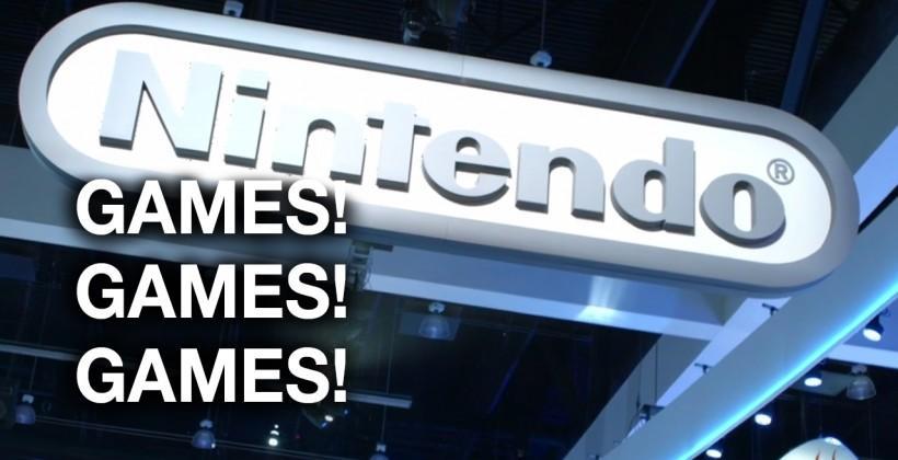 Nintendo E3 2014 game trailers rundown