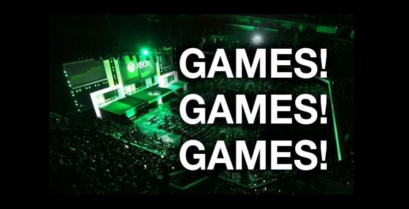 Xbox One E3 2014 game trailers rundown