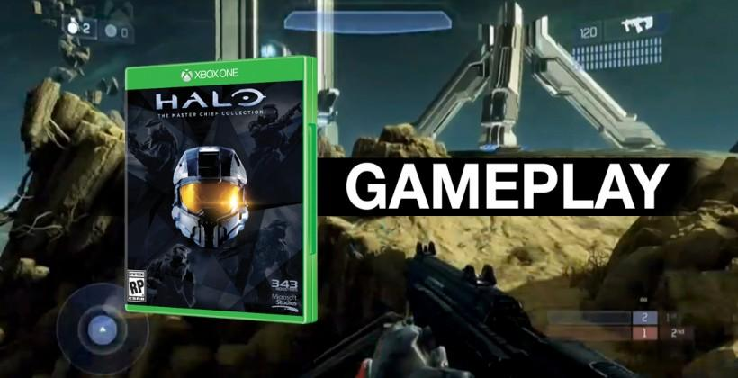 Halo Master Chief Collection HD gameplay brings HD 2