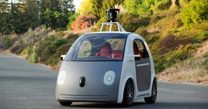 Google's self-driving car could lose its hat with new laser tech