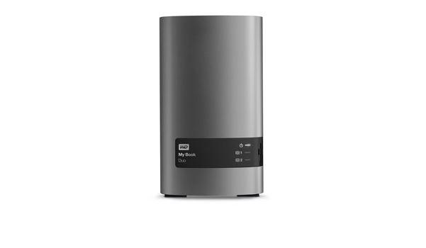 WD My Book Duo external drive brings USB 3.0, two bays