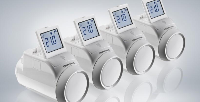 Honeywell evohome thermostats add Pebble control