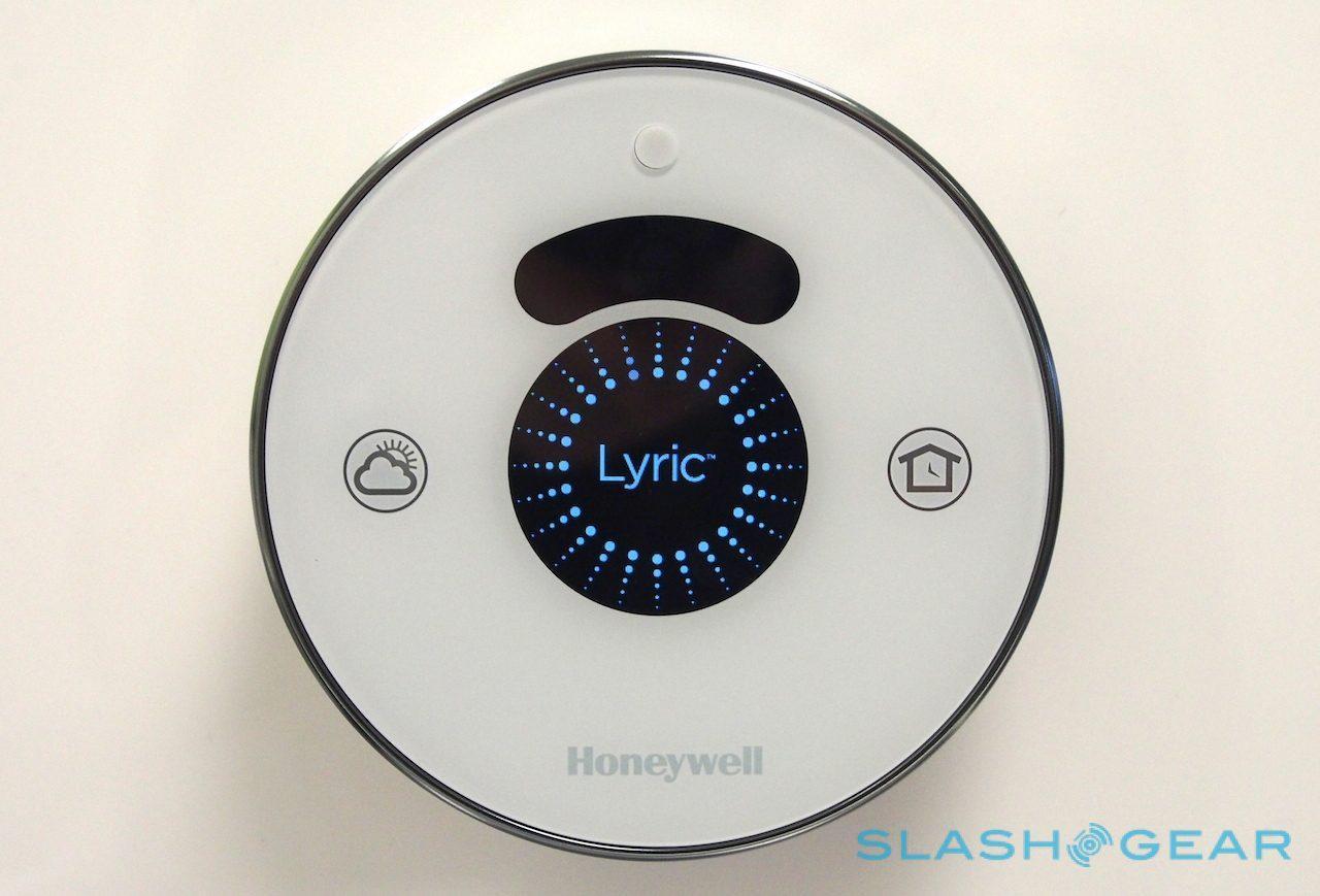Honeywell Lyric Smart Thermostat Takes On Nest  Hands On