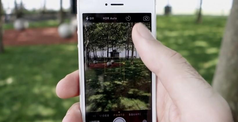 Video shows why iOS 8 photography will be awesome