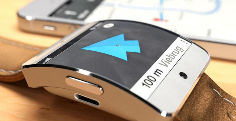 iWatch may be rectangular, huge, and released in October