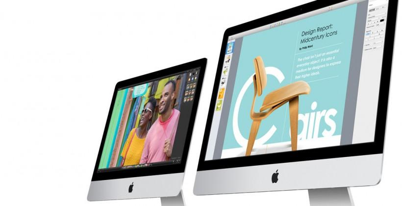 Apple's entry-level iMac has an upgrade problem