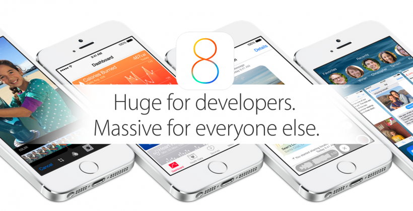 iOS 8 round-up: Apple paves the way for hardware