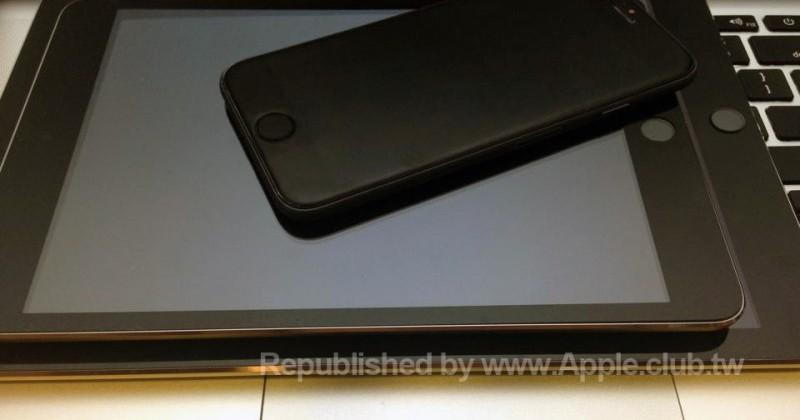 Apple iPad Mini successor leak shows Touch ID feature