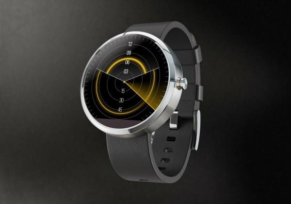 Wireless charger for the Moto 360 hits FCC