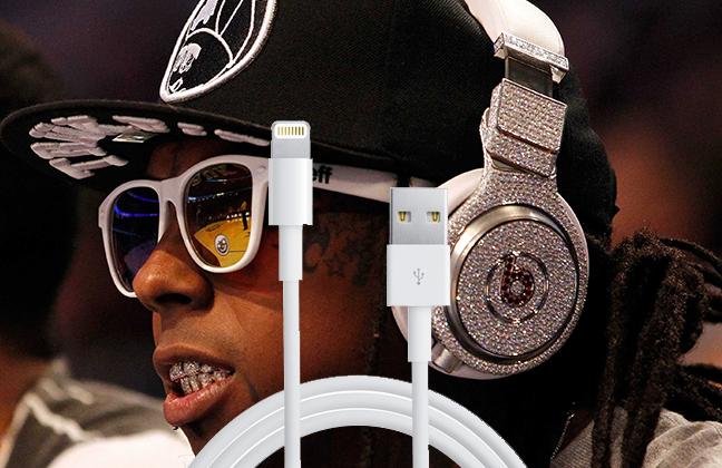Apple Lightning headphones on the horizon