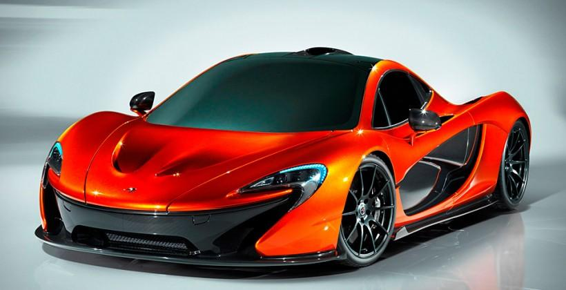 McLaren P1 GTR takes the well-heeled to the track