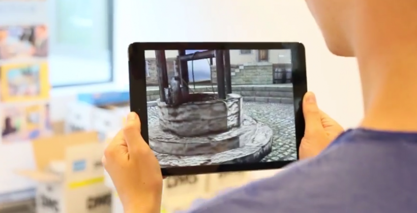 Metaio wants to help you build a Holodeck
