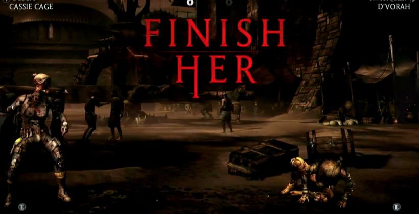 Mortal Kombat X gameplay shared at E3 2014