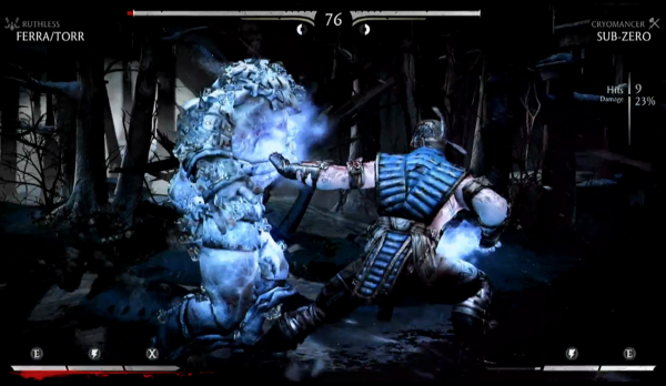 Mortal Kombat X Gameplay Shared At E3 2014 Slashgear