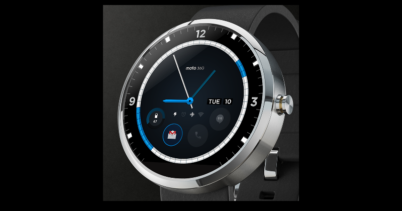 Moto 360 design contest yields a possible new face