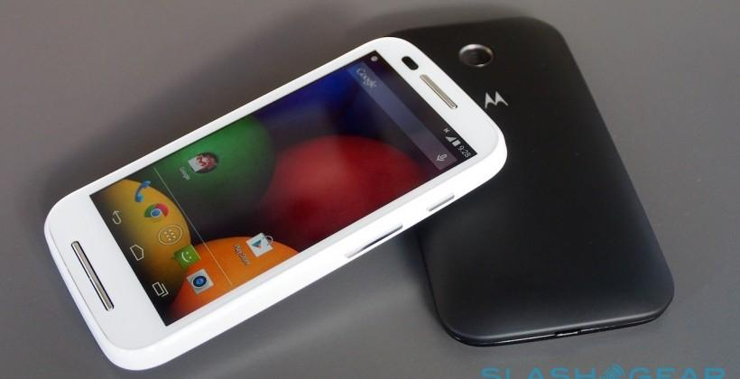 Motorola Moto E Review: Flawed Affordability