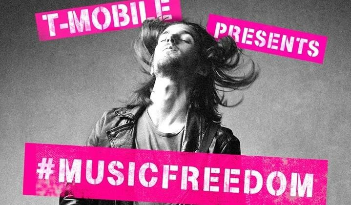 T-Mobile Music Freedom: streaming without touching your data quota