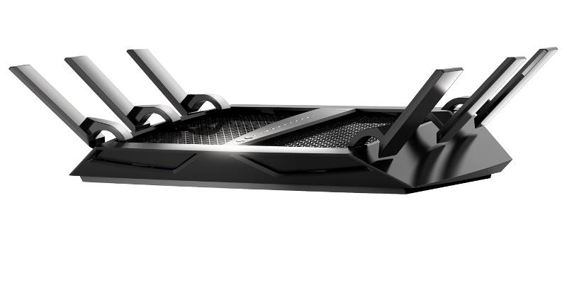 NETGEAR Nighthawk X6 is the first consumer Tri-Band router