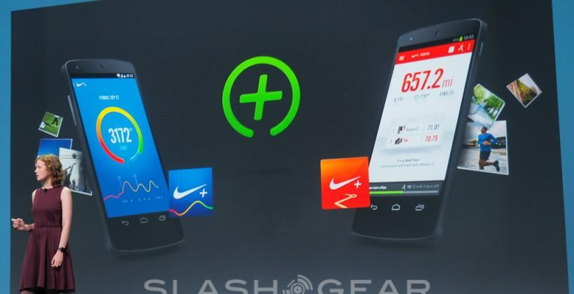 Nike+ Fuel opened to Google Fit