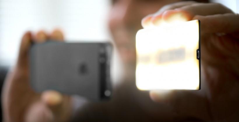 new concept 0599c 92f51 Nova iPhone light adds external flash - SlashGear