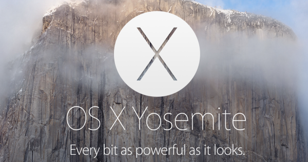 Aperture giving way to 'Photos' in OS X Yosemite