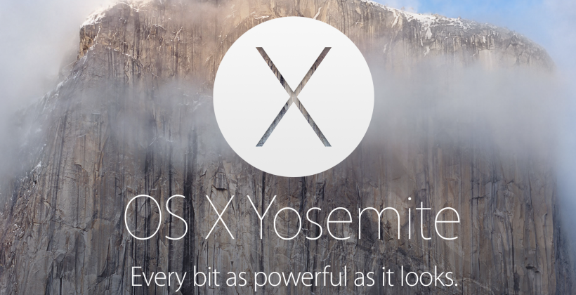 OS X Yosemite round-up: smooth looks, mobile ties