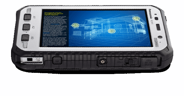Unbreakable New Panasonic Toughpads will break wallets instead