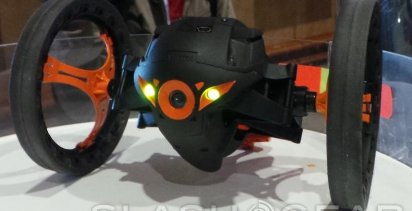 Parrot Jumping Sumo rolls into the US in August