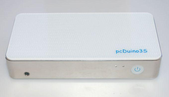 pcDuino3S mini PC runs Linux and Android