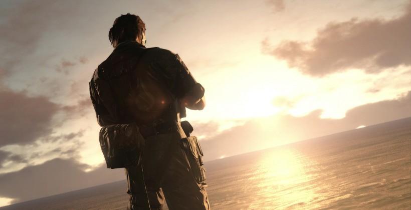 Metal Gear Solid 5: The Phantom Pain E3 trailer's majesty