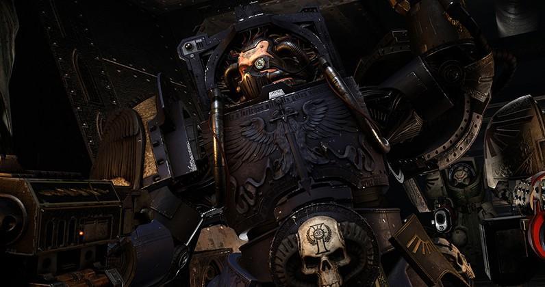 Watch this Space Hulk: Deathwing UE4 trailer crush puny graphics