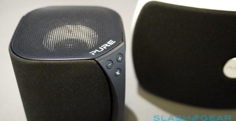 Pure Jongo gets multiroom Bluetooth streaming from any app