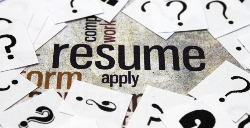 Three iOS resume apps to land any graduate a great job