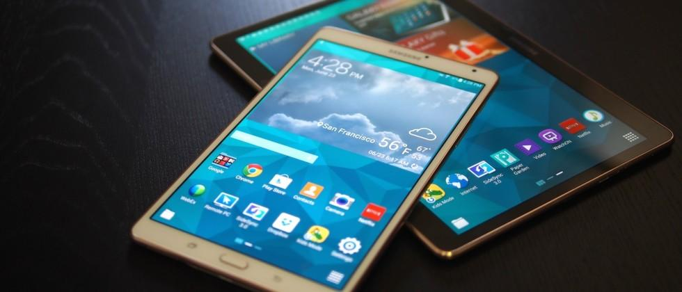 Samsung Galaxy Tab S review: 10.5 and 8.4 Android glamour
