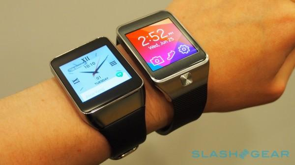 Samsung will create special 'services' for Android Wear