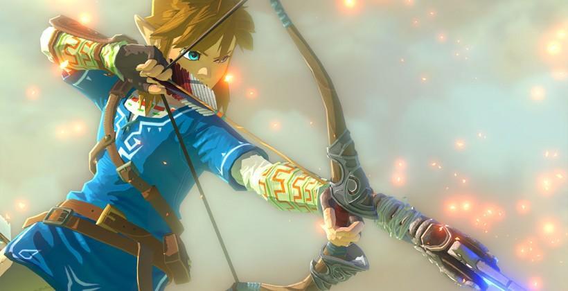 Zelda open-world gameplay trailer sets Wii U up for glory