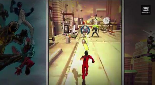 Spider-Man: Unlimited mobile 3D game arrives in September