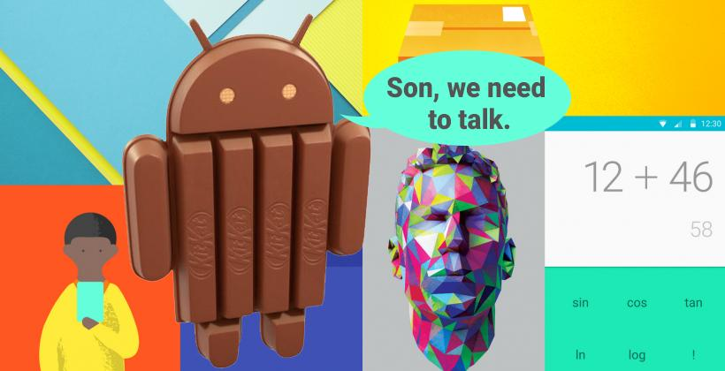Android L is irrelevant for your phone, as KitKat teaches us