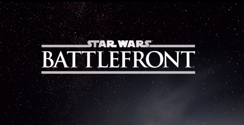 Star Wars Battlefront 3 trailer hits E3 2014