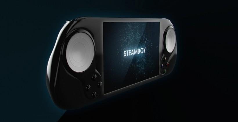 SteamBoy to battle PS Vita as Steam OS goes mobile